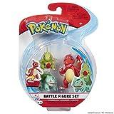 Pokémon Figuras de Batalla 3-Pack | Jolteon Squirtle & Munchlax 5 cm | Última Ola 2021 | Con Licenci...