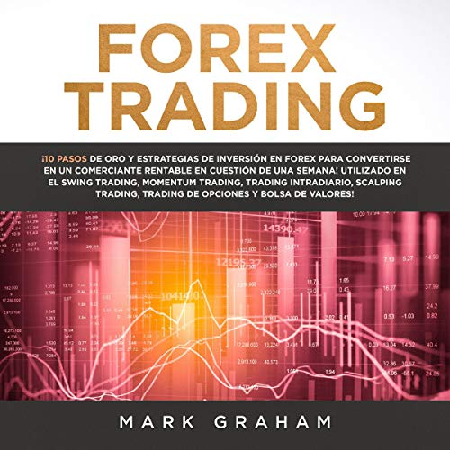 Forex Trading (Spanish Edition) audiobook cover art