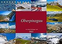 Oberpinzgau (Tischkalender 2022 DIN A5 quer): Schoene Impressionen vom Oberpinzgau (Monatskalender, 14 Seiten )