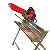 Chainsaw Log Horse Saw Bench Stand Table Holder Chain Fire Wood for all