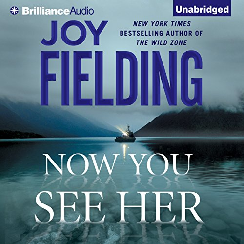 Now You See Her [Brilliance] audiobook cover art