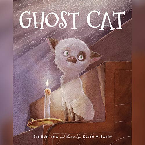 Ghost Cat  By  cover art
