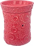 Red Circles Ceramic Candle Warmer...