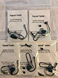Fish Finder Rigs (5 Pack) 7/0...