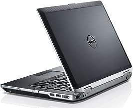 Dell Latitude E6420 Flagship 14.1-Inch Business High Performance Laptop (Intel Core i5 up to 3.2GHz, 8GB RAM, 128GB SSD, DVD, Wifi, Windows 10 Professional 64-bit) (Renewed)
