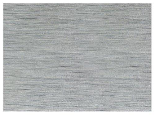 Línea Hogar Déco Acier-Argent-Housse de Table 137 x 180 cm en Tissu Technique pour la décoration de Maison en Tissu Non tissé Ref/métallique