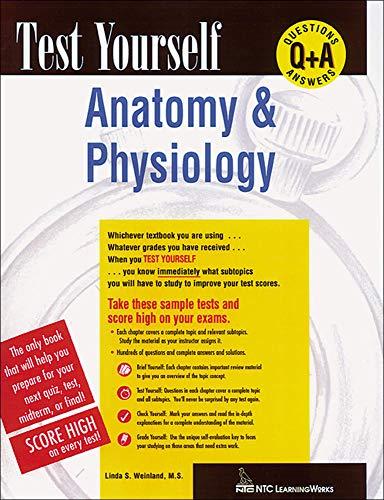 Test Yourself Anatomy Physiology