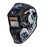 Forney - 55860 Smoking Rose ADF Welding Helmet
