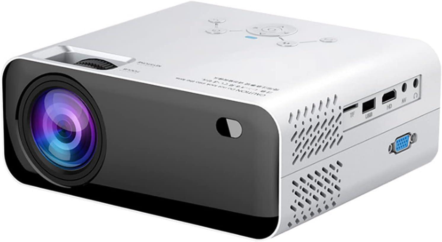 Mini proiettore HOPVISION 1080P Discount is 1 year warranty also underway videoproiettore HD Portabl Full