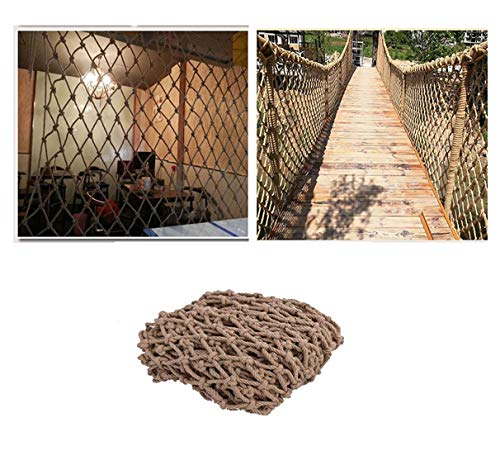 Child Safety Net Protection Climbing Frames Bridge guardrail handrail decorative fall arrest nets, children's playground climbing net, children's balcony stairs safety net, cargo net trailers, multi-s