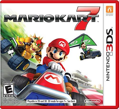 Mario Kart 7 – Nintendo 3DS – Standard Edition