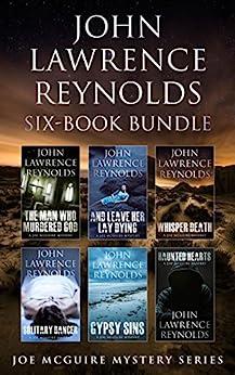 John Lawrence Reynolds 6-Book Bundle: Joe McGuire Mystery Series by [John Lawrence Reynolds]