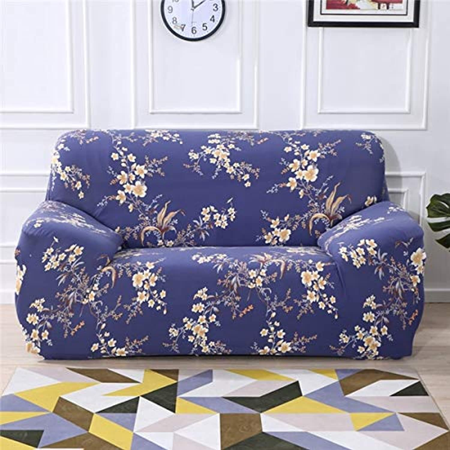 Fabulous Baroque Pattern Elastic Spandex Sofa Covers Sectional Sofa Beutiful Home Inspiration Xortanetmahrainfo