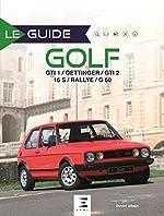 Golf - GTI 1 / Oettinger / GTI 2 16S / Rallye / G60 de Dimitri Urbain