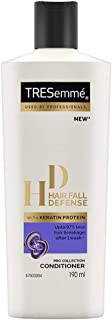 Tresemme Hair Fall Defense Conditioner, With Keratin Protein, Upto 97% Less Hair Breakage, 190 ml
