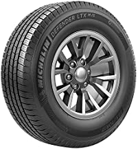 Michelin LTX M/S All Season Radial Car Tire for Light Trucks, SUVs and Crossovers, 245/60R18 105H