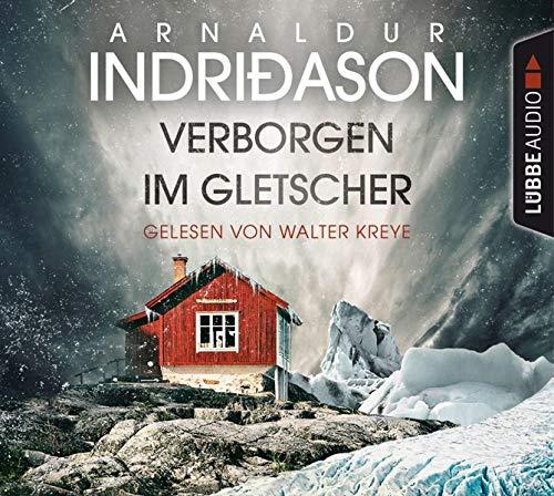 Couverture de Verborgen im Gletscher