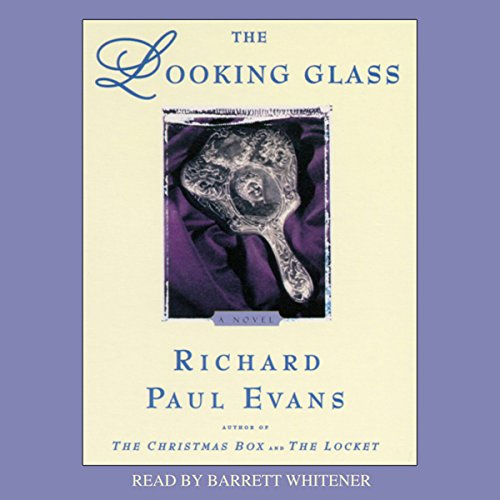 The Looking Glass audiobook cover art