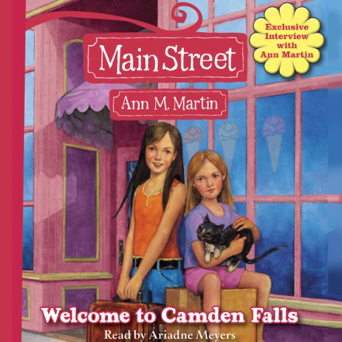 Welcome to Camden Falls audiobook cover art