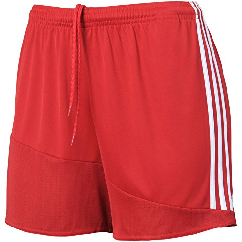 adidas Womens Climacool Regista 16 Short Medium Red/White