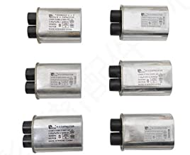 OYSTERBOY BICAI CH85 2100V Universal High Voltage Capacitor for for LG GE Kenmore Samsung Whirlpool GALANZ PANASONIC Microwave Over (0.85uF)