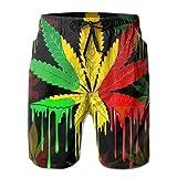 YongColer Men Cool Half Pants Beach Shorts Quick Dry Swim Trunks...