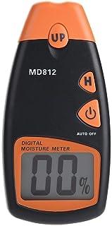 Humidimètre LCD Display Wood Humide Compteur Pin Détecteur Humide Digital Digital Multicent Compteur pour mesurer Le pourc...