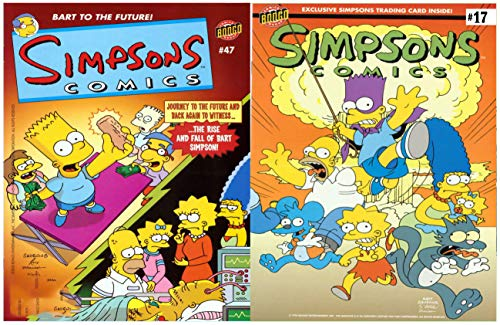 Simpsons Comics Full Series: Issue 17 (English Edition)