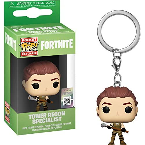 Pocket POP! - Fortnite - Tower Recon Specialist Keychain