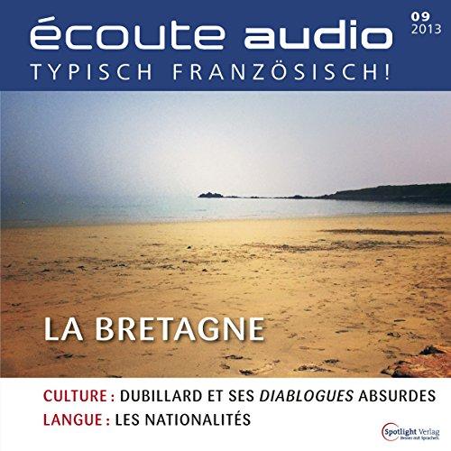 Écoute audio - La Bretagne. 9/2013 audiobook cover art