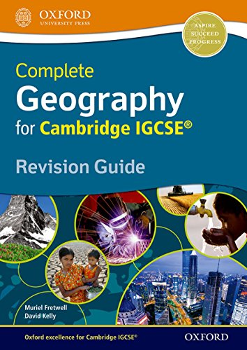 Fretwell, M: Complete Geography for Cambridge IGCSE¿ Revisio (Revision Guide)