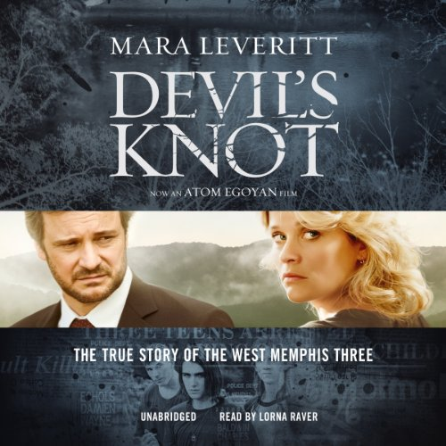 Devil's Knot audiobook cover art