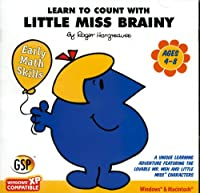 Little Miss Brainys Learn How To Count (輸入版)