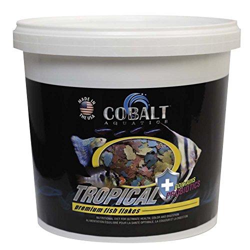 Cobalt Aquatics Tropical Flake, 2 lb