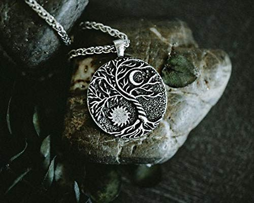 Celtic Necklace, Celtic Jewelry, Wiccan Jewelry