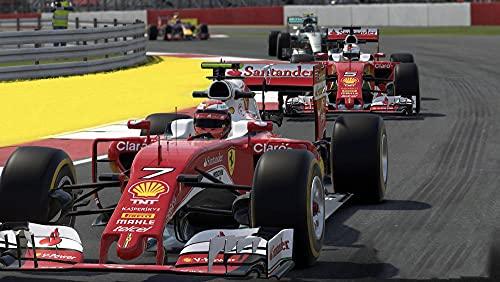 Coche De Fórmula 1 Ferrari F1 Poster Kit de Pintura de Diamante 5D DIY Diamante Pintura Diamond Painting Bordado de Punto de Cruz para la Decoración de la Pared del Hogar 40x60cm