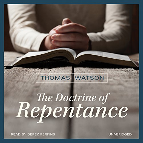 The Doctrine of Repentance audiobook cover art