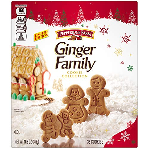 Ginger Family Ginger Cookies