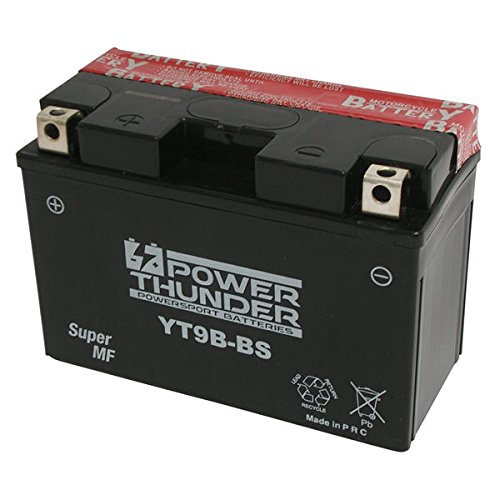 Batería Power Thunder YT9B-BS [0609091P]