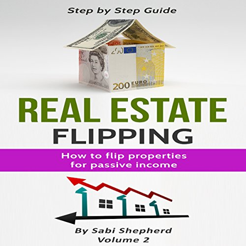 Real Estate Flipping audiobook cover art