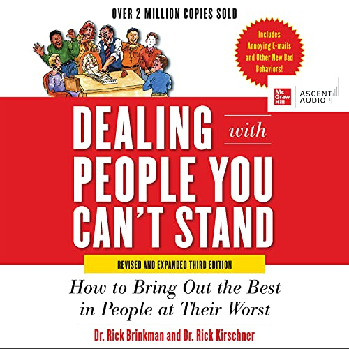 Dealing with People You Can't Stand, Revised and Expanded (Third Edition) cover art