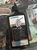 SHIMANO PTFE Aceite Lubricante, Negro, 100 ml