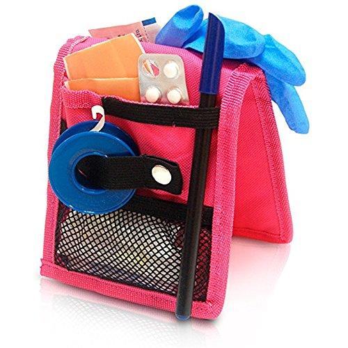 Keens - Organizador de bolsillo para enfermeras vacío para profesionales médicos (rosa)