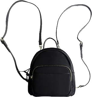 3a2263f64e9 JUMENG Fashion Mini Backpacks for Women Girls Nylon Small Shoulder Bag  Waterproof
