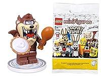 レゴ(LEGO)ミニフィギュア ルーニー・テューンズ シリーズ  タズマニアン・デビル│ Taz 【71030-9】