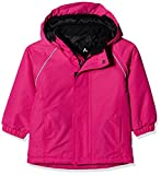 NAME IT Nitwind Jacket MZ G Fo Chaqueta, Rosa (Fuchsia Purple), 104 para Bebés