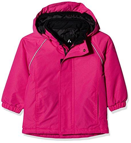 NAME IT Baby-Mädchen NITWIND Jacket MZ G FO Jacke, Rosa (Fuchsia Purple), 104
