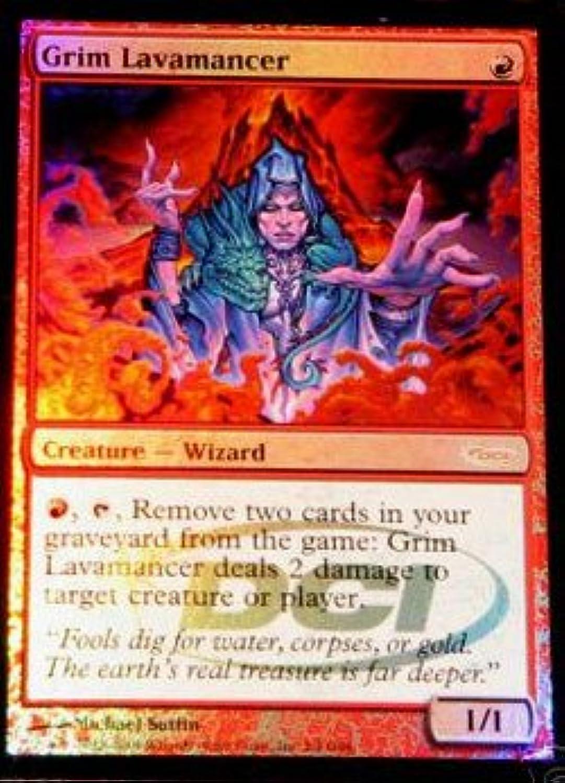 Magic  the Gathering  Grim Lavamancer  Foil DCI Judge Promo  Judge Promos  Foil by Wizards of the Coast