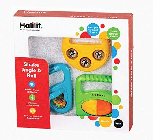 Halilit Musical Shapes Musical Instrument Gift Set