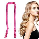 Lazy Curler - Set di fasce per capelli ondulati, in schiuma ondulata e ondulata